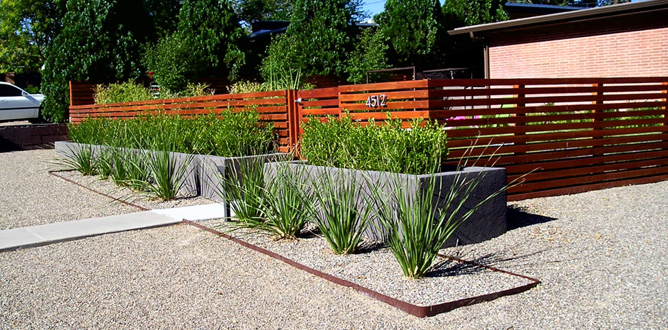 Landscape Design and Architecture Albuquerque NM