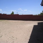 Rio Rancho Modern Landscape Design and Installation - Before and After Photos Rio Rancho NM