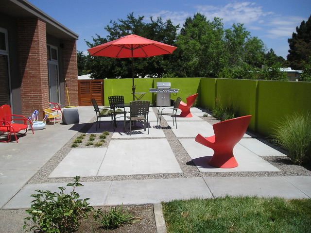 Mid Century Modern Landscape Design Ideas saveemail cool designs for landscapes 17 reviews mid century modern front yard Mid Century Modern Landscape Albuquerque Nm