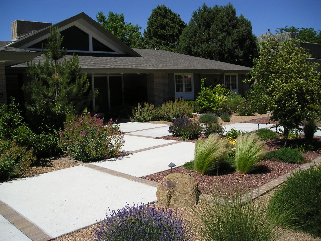 Altura park red twig studio landscape design architect for Landscaping rocks albuquerque